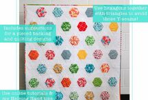 Quilt Patterns / This board features quilt patterns designed by myself which I sell through my small business Sewmotion.com - an online resource for quilters, old and new, featuring free turorials, more patterns, as well as some finished items.