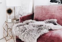 Apartment Pink Gold