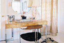 make up desk, work desk