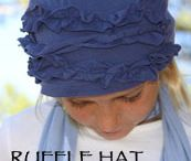 Hat tutorials for Craft Hope