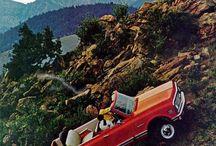 Trucks, Cars, Moter... / by Carrie Lovell