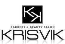 KRISVIK Barbers & Beauty salon / Servizio di barba e capelli nella tradizione vecchio stile dei barber shop,in un ambiente unico nel suo stile. Krisvik offre una vasta gamma di prodotti di qualità per capelli,barba e viso.