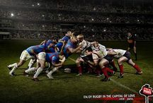 Rugby / The game of rugby and the sexy men who play it.