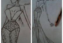 Desaign fashion by Yhaat b. ferdinand