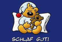 Schlaf gut, Guten Morgen