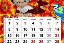 Kalender 2014 u 2015