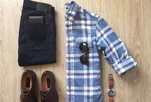 Casual men styles