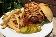 TUESDAYS 1/2 BURGERS / Every Tuesday 3pm-Close enjoy 1/2 Price Craft Burgers starting at $4.50. Always fresh never frozen burgers with locally source ingredients including buns from La Spiga Bakery in Addison, Texas. Served with your choice of tater tots, crispy fries, house-made slaw or Humperdinks Chips.