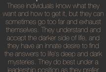 I'm a Scorpio :) / by Amanda Klee