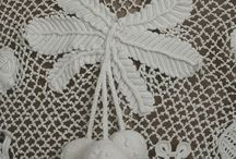 Irish and Bruges lace / Schöne Spitze / by Olga Wulf
