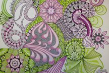 Zentangle / by Ben Franklin Crafts New Albany
