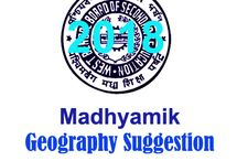 Best Geography Suggestion for Madhyamik 2018 Examination