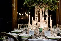 winter wonderland wedding ideas / prop ideas to hire from the Cotswolds