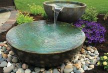 GARDEN: WATER FEATURES