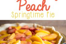 Spring Recipes / The best baking (related) recipes for spring.