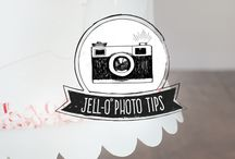 JELL-O Photo Tips / Take your dessert pics to the next level with these photo tips and tricks. / by JELL-O