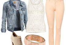 Summer 2015 / Outfits for summer 2015