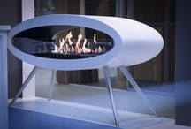 Decoflame Showroom Moscow / high-design made-to-measure bio-ethanol fireplaces with manual and automatic burners