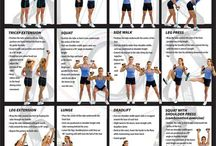 Resistance Band / Exercise stuff