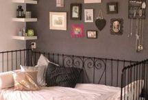 amy  slaapkamer