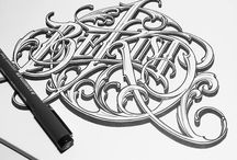 lettering / design - typography