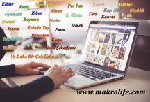 REKLAM / Üyelerimizin Ürünlerini Sitemizde Görebilir Satın Alabilir,Yorumlarınızı Onlara Ulaştırabilirsiniz. Sizde Tasarımlarınızı Sitemizde Yayınlayabilir ve Satabilirsiniz. Our members can see the products on our site, can Buy, you can send your comments to them. You can design your publications on our website and you can buy. İrtibat Adresleri : www.makrolife.com www.facebook.com/makrolifetr www.instagram.com/makrolifetr