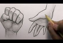 Hands/Drawing