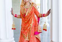 Indian weeding dresses