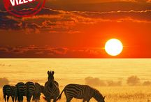 Vizesiz Güney Afrika Turları / Hazırlanın, heyecan verici bir yolculuğa çıkıyoruz!