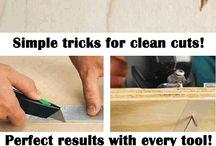 Sny van hout - clean cuts