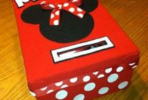 Disney Valentine Box Ideas