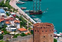 turkey / alanya side