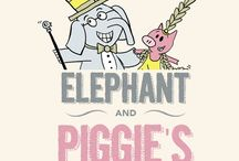 Elephant and Piggie's WE ARE IN A PLAY! / Playing in Berkeley, San Ramon, Mill Valley and San Francisco April 9-June 12, 2016 / Directed by Hannah Dworkin