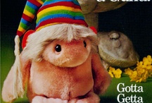 Nostalgia / Taking a walk down memory lane... GUND has been in business since 1989. Here are some mementos from over a 100 years of making plush toys! / by GUND