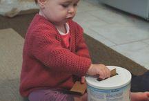 bébé montessori
