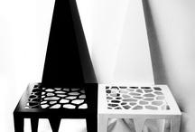 GIRAFFE Chair by Elisa Berger / GIRAFFE Chair in Steal & Alluminium Produced by De Alberti Designer Elisa Berger