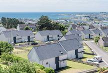 Architecture habitats collectifs / Projets réalisés par le cabinet d'architectes Trace & associés, basé à Brest dans le Finistère, Nantes et Paris.