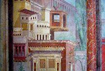 Architettura dipinta / Percorso tematico attraverso l'analisi di opere dall'arte romana all'arte contemporanea.