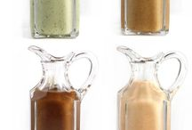 Sauce, Dressing and Dip Recipes / Sugar free sauces, dips and dressings. All recipes are sugar free!