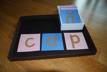 My take on Montessori materials