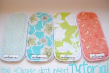 cloth diapering / by Haley Hare