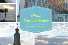 Fun in the Sun: East Coast of Florida / Daytona Beach, Cocoa Beach, Port Canaveral. Fun things to do in Florida!