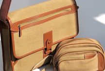 Jute handbags / Tøffe og robuste vesker i jute.