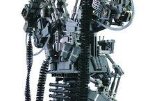 Lego Matrix