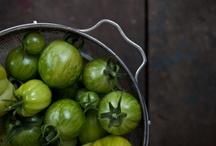 Garden: Heirloom Tomatoes