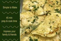 Recipes miscellaneous / Recipes for the Food lover