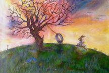 ART: Inspiration:Creation / by Rebecca J. Hamilton