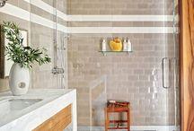 Bathroom Design / Bathroom design ideas straight from Sabine.