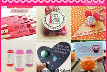 Valentines Day Projects / by Janet Perez