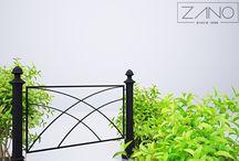 Street Furniture Fences